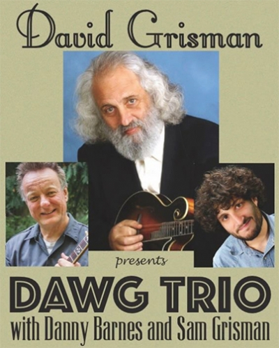 David Grismans Dawg Trio